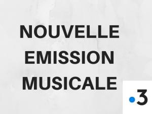 Nouvelle émission musicale - FR3
